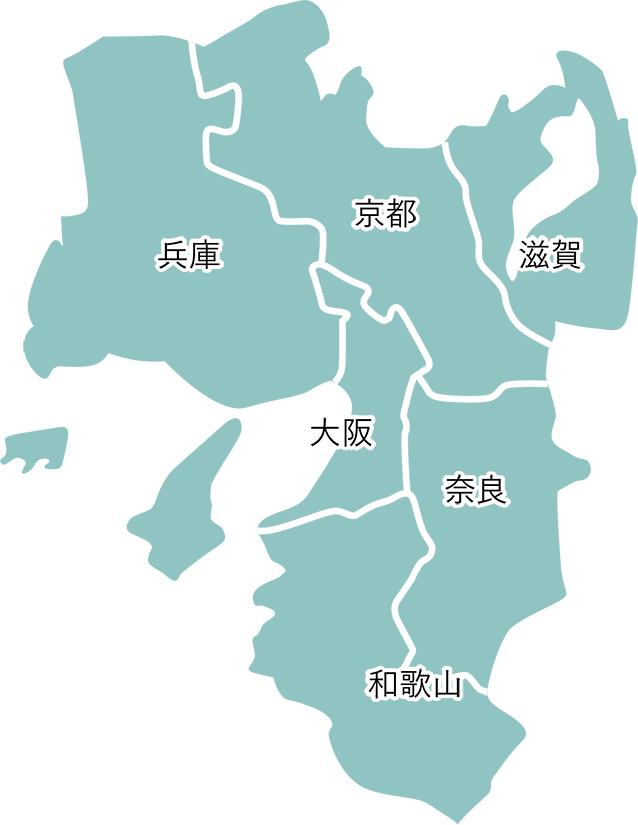 JU近畿マップ